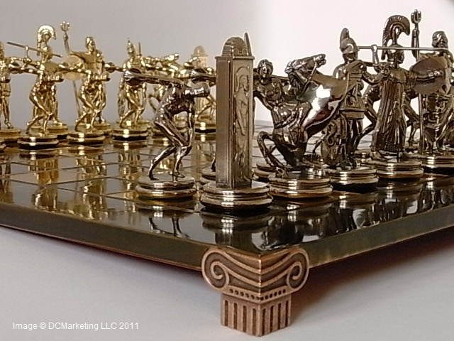 Detailed Chess Set Part - 49: Price ...