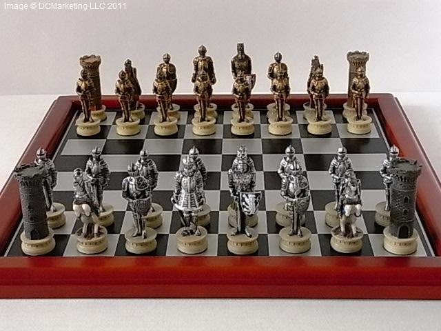 Smaller Themed Chess Set Mini Theme Chess Sets